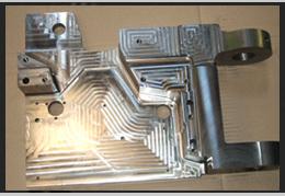 3D CAD/CAM技術のイメージ